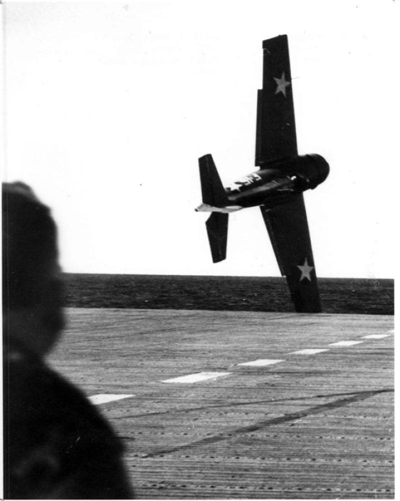 F4F-4 Wildcat Training