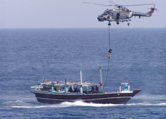 Sea Lynx FGS Emden