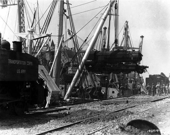 Seatrain Texas in World War II