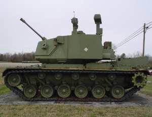 M247 DIVAD TN