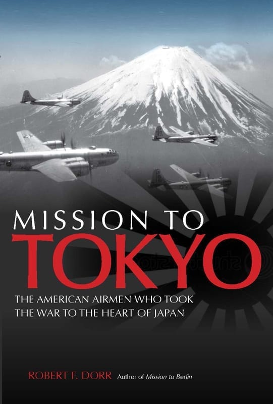 Mission to Tokyo cover