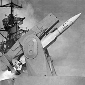 RIM-24 Tartar on USS Berkeley (DDG 15) 1970