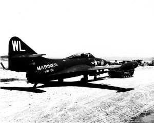 F9F-2B Panther