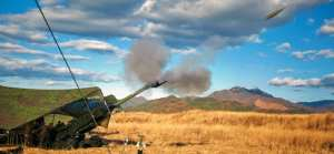 M777A2 155 mm Howitzer