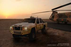 Navistar SOTV with Chinook