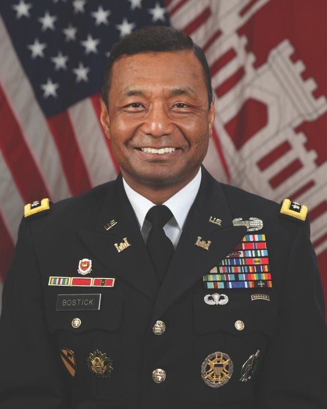 Lt. Gen. Thomas P. Bostick