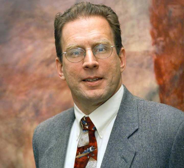 Peter Coen, supersonic projects manager at NASA's Aeronautics Research Directorate's Fundamental Aeronautics Program (FAP). NASA photo