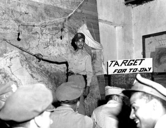 Tuskegee Airmen Briefing