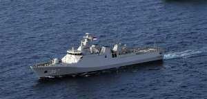 SIGMA-class corvette SIN