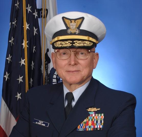 Coast Guard Commandant Adm. Bob Papp