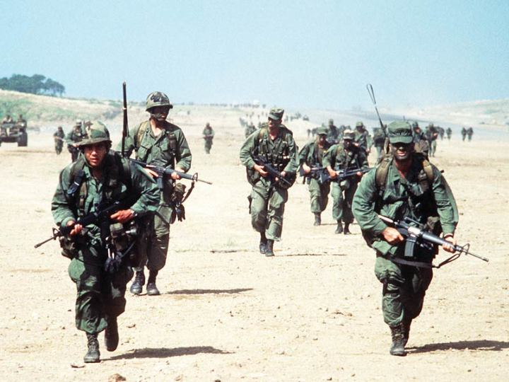 C Company Operation Urgent Fury