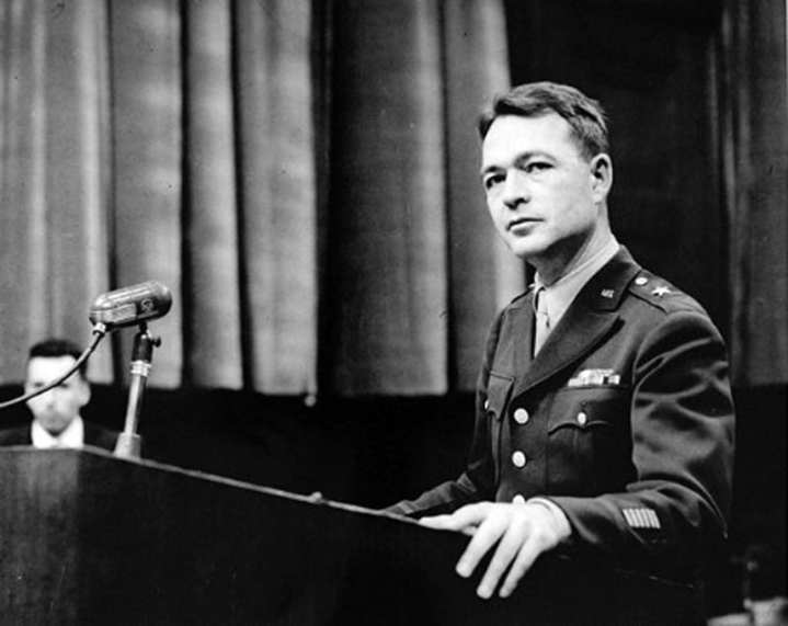 Brig. Gen. Telford Taylor