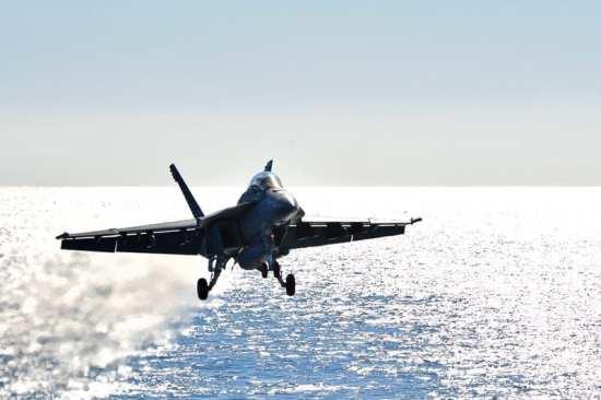 FA-18F Super Hornet Vinson