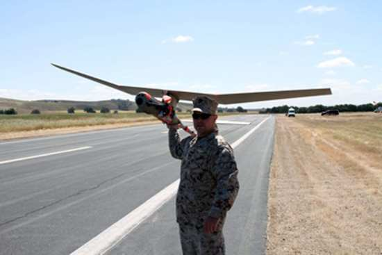 FQM-151 Pointer Small Unmanned Air System