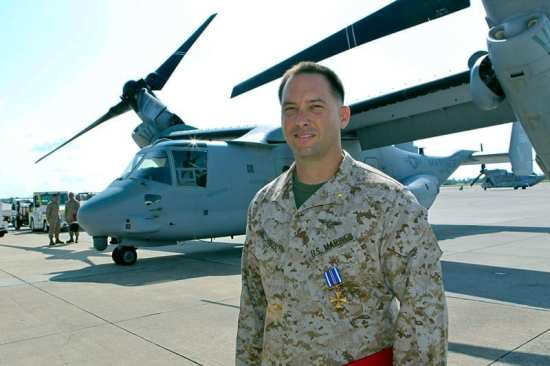Maj. Michael Hutchings