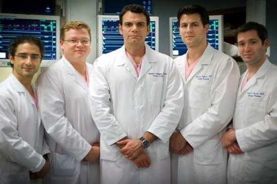 University of Maryland Face Transplant Team