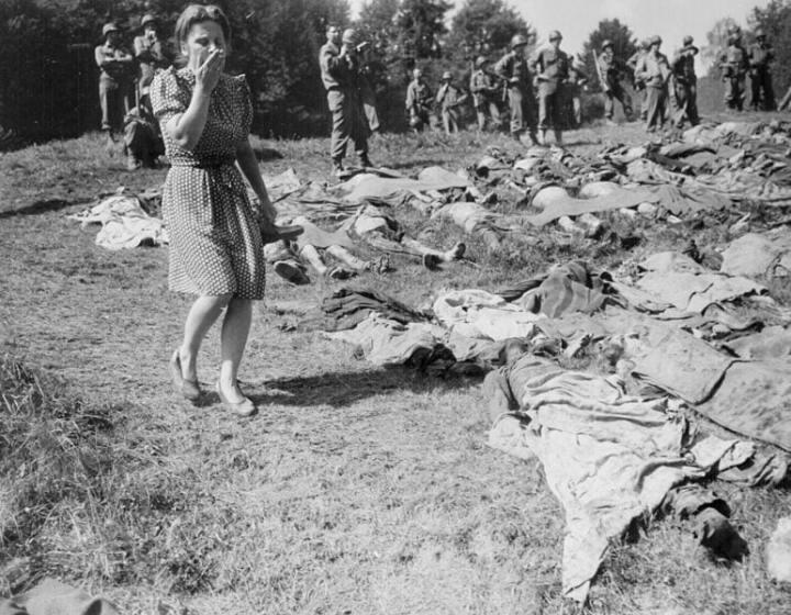 WWII Murdered Slave Workers Atrocities of War
