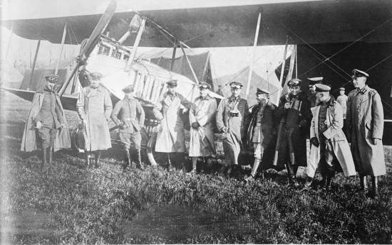 Early Days of World War I Aviation l Photos