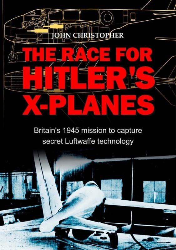 Hitler's X-Plane cover