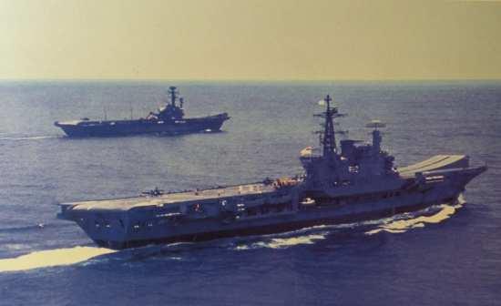 Indian Carrier Aviation Viraat Vikrant IN mod
