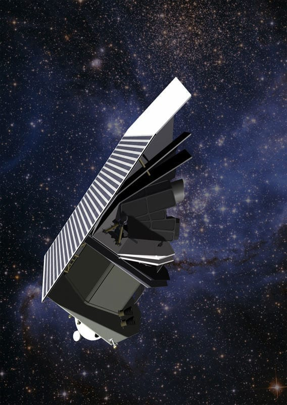 Sentinel space telescope asteroid threat