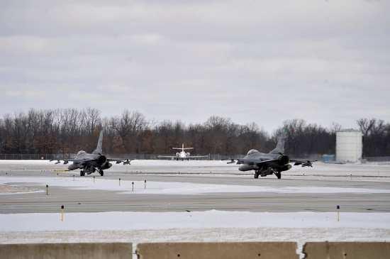F-16s alternative fuel