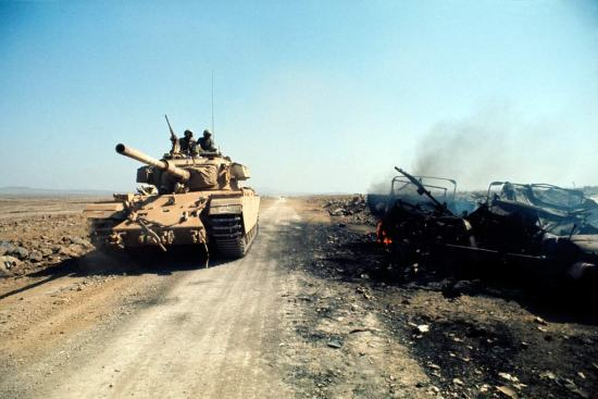 The Yom Kippur War: 40th Anniversary in Photos
