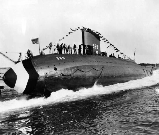 USS Albacore (AGSS 569)