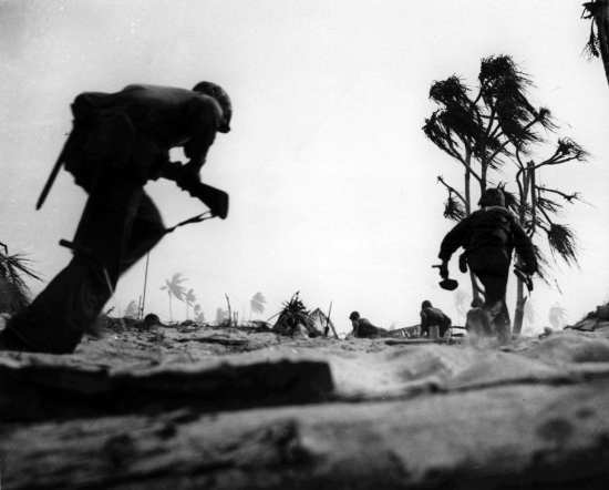 The Battle of Tarawa | Photos
