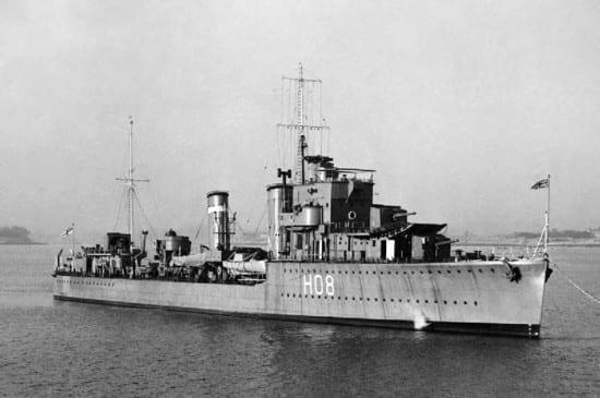 HMS Eclipse