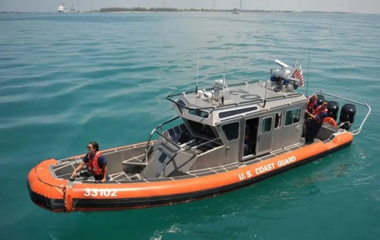 33-foot special purpose craft-law enforcement (SPC-LE)