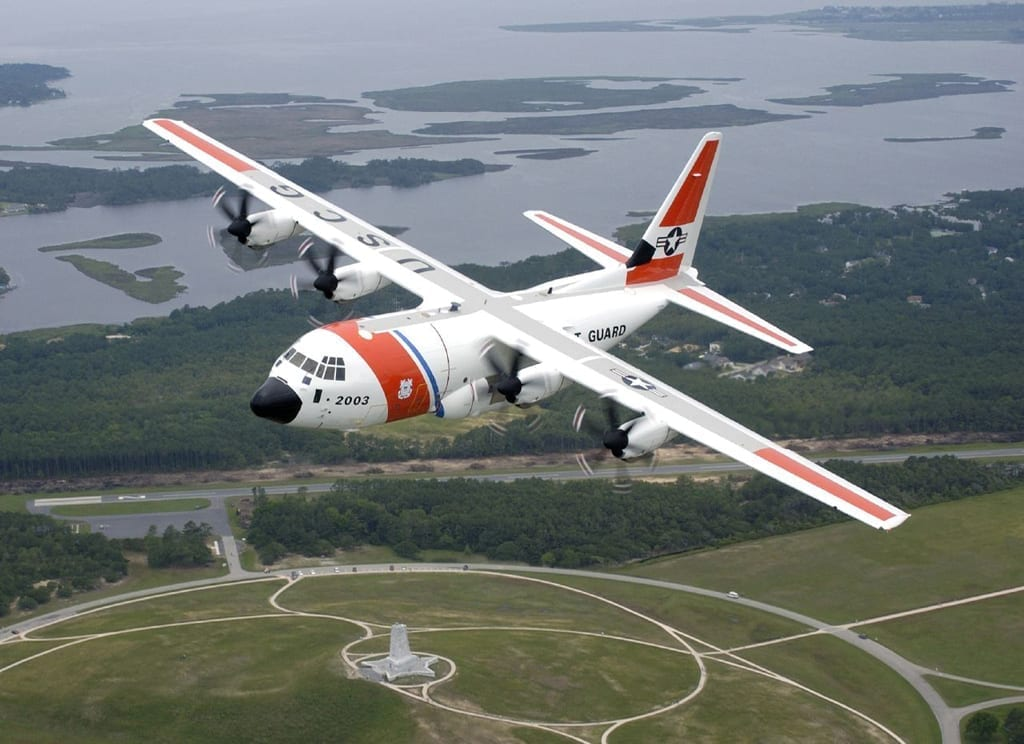 HC-130J The HC-130-J Super Hercules gives the Coast Guard a long - aerospace engineer job description