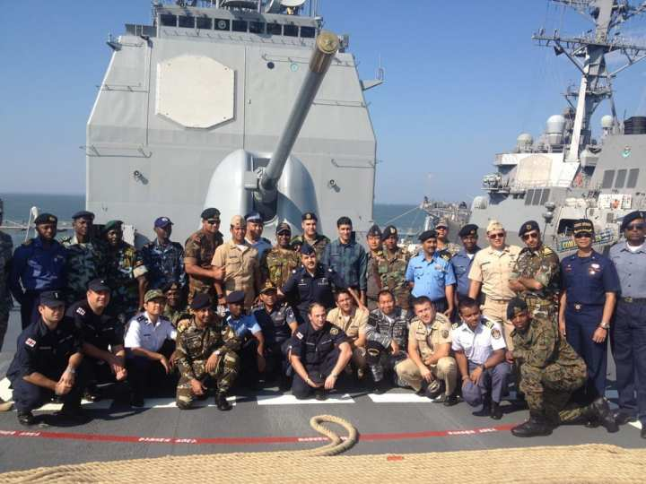 International Maritime Officers Course 50