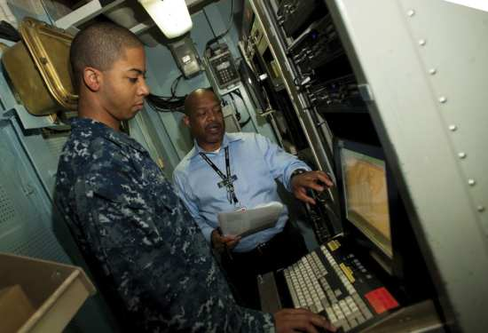 Navy Cyber Forces