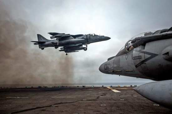 AV-8B Harrier Sortie | Video