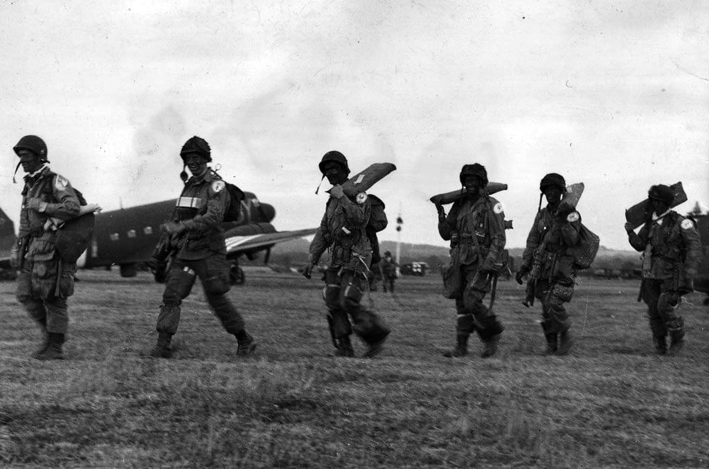 American airborne landings in Normandy  Wikipedia
