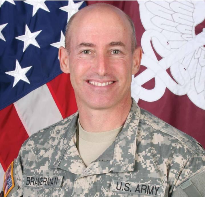 Col. Steve E. Braverman