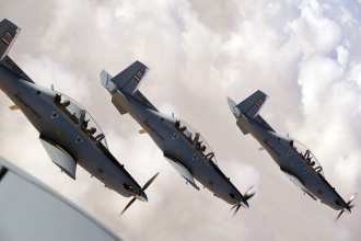 T-6A Texan IIs