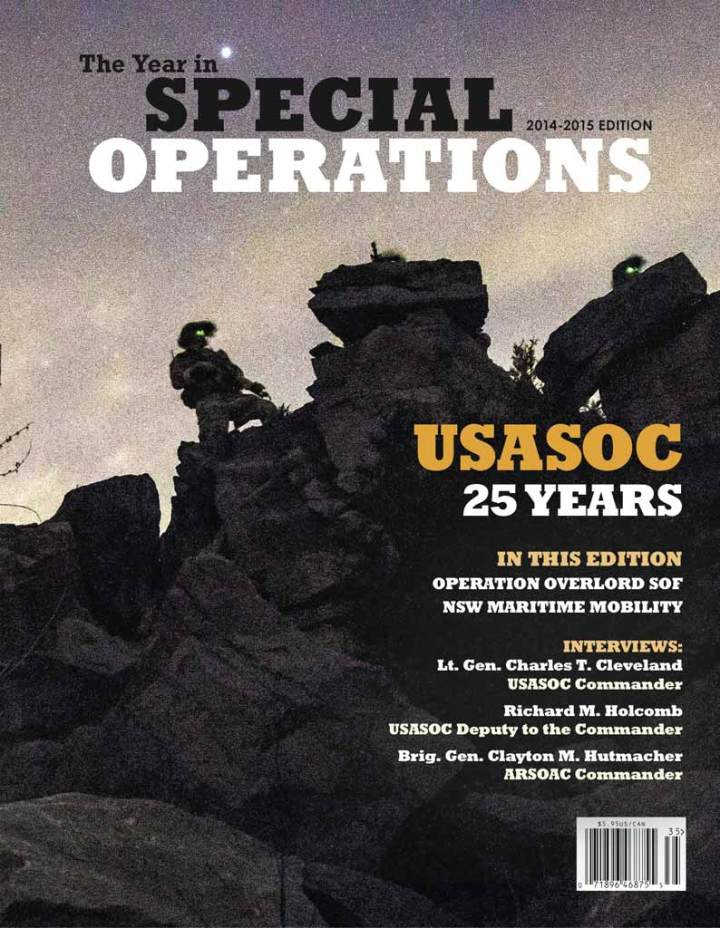 The Year In Special Operations 2014-2015