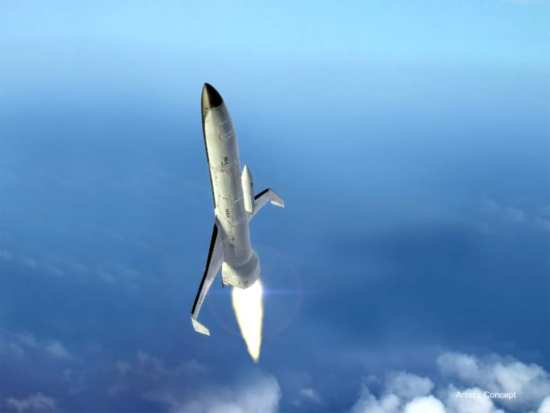 DARPA XS-1 Concept