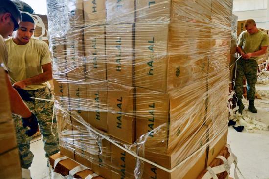 humanitarian rations