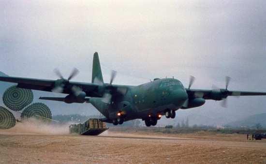 C-130 Hercules 60-Year Anniversary