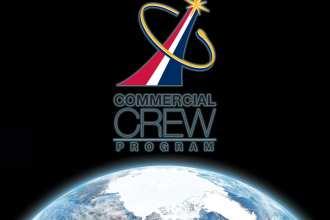 NASA CCP logo