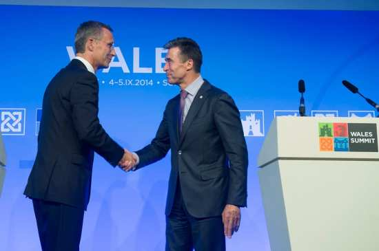 Rasmussen and Stoltenberg