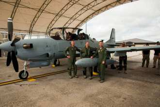 A-29 training