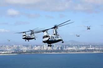 CH-46s HMM-364