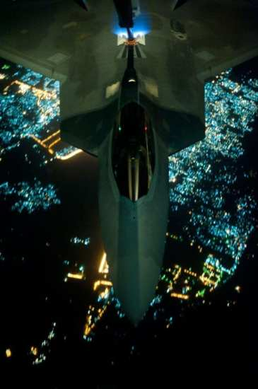 F-22 Syria strikes