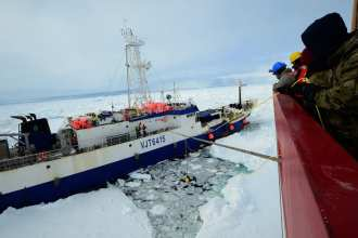 Polar Star rescue