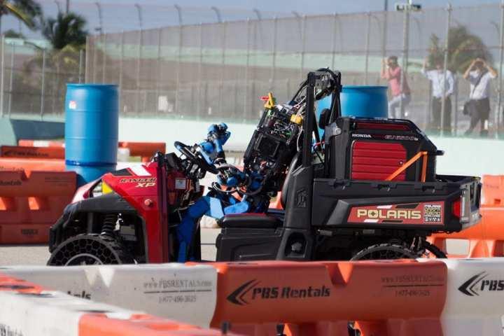 DARPA Robotics Challenge Homestead