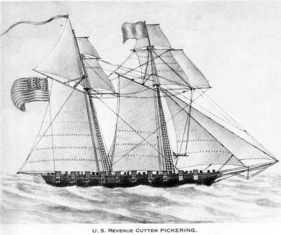 USRC Pickering 1798